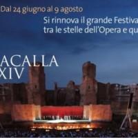 La stagione estiva 2014 del Teatro dell'Opera alle Terme di Caracalla